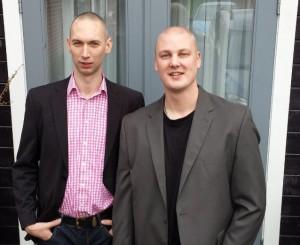 Maarten Bronkhorst & Benny Olijve